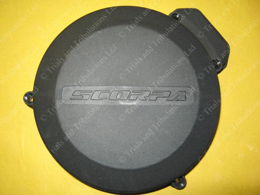 Scorpa SR, Twenty & Factory ignition cover