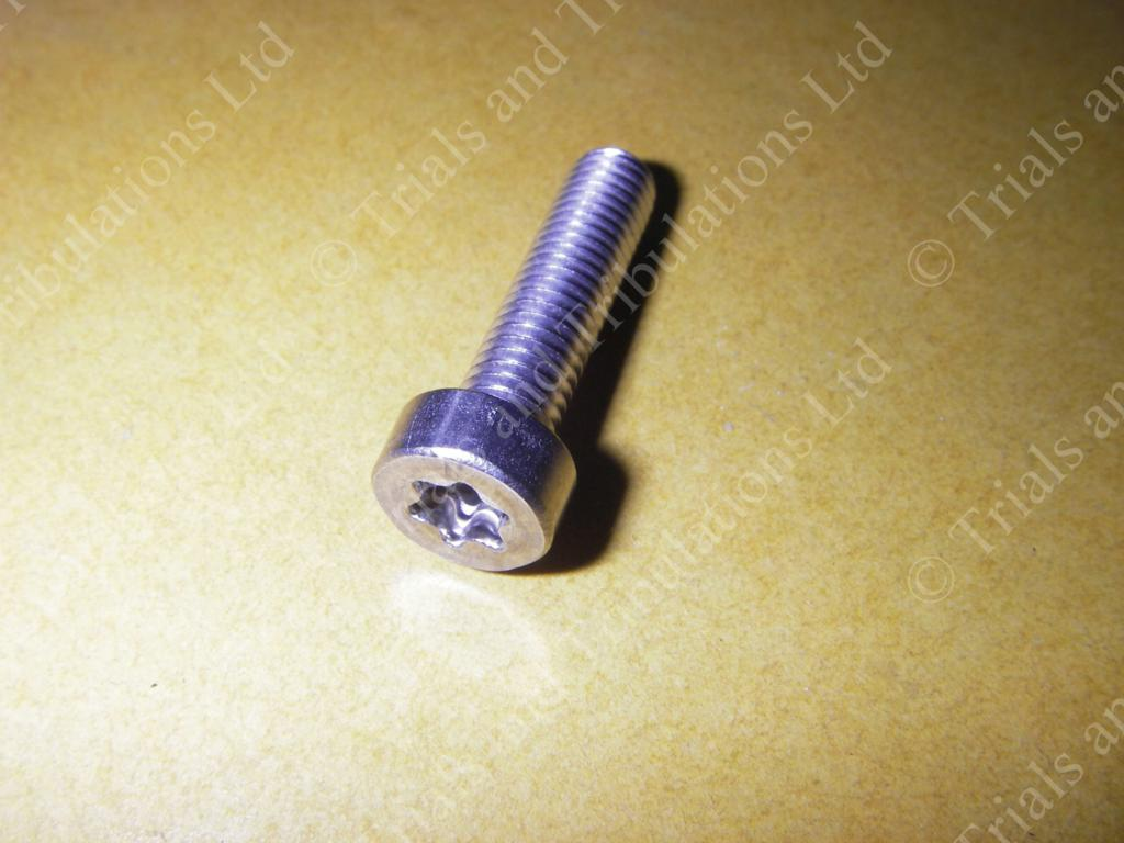 Ossa generator cover fixing screws (priced each)