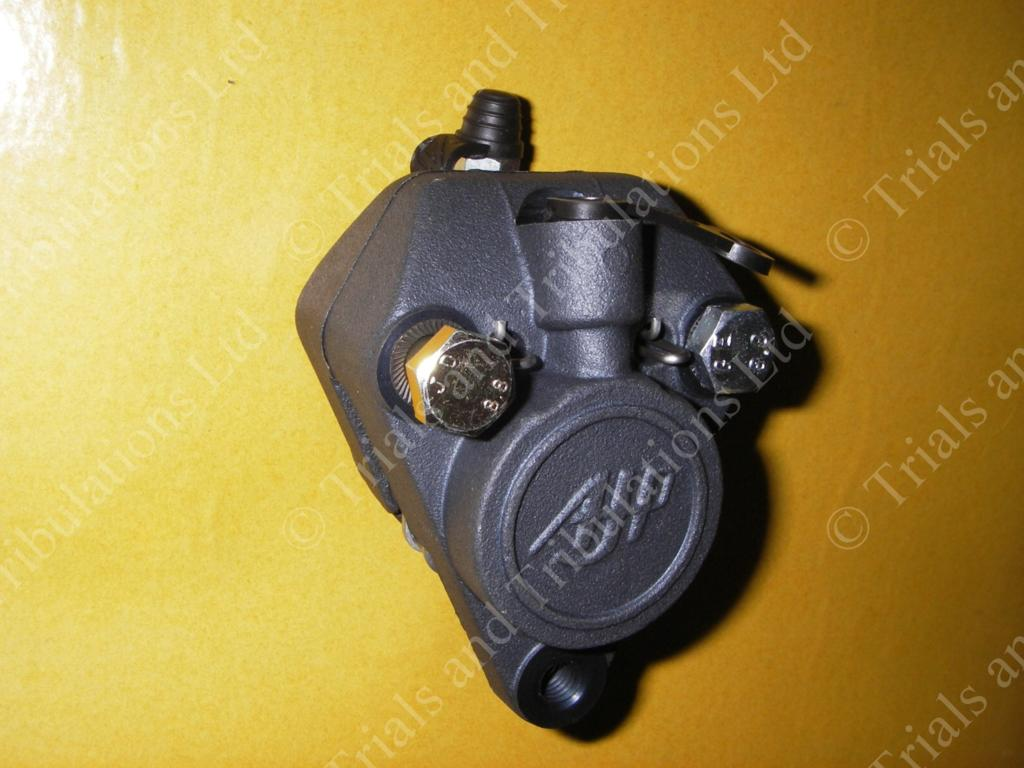 AJP 2 Pot front or rear caliper (old type)