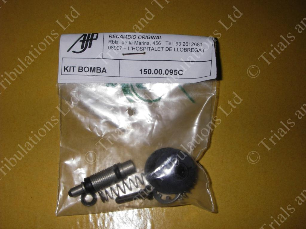 AJP (early type) master cylinder seal kit