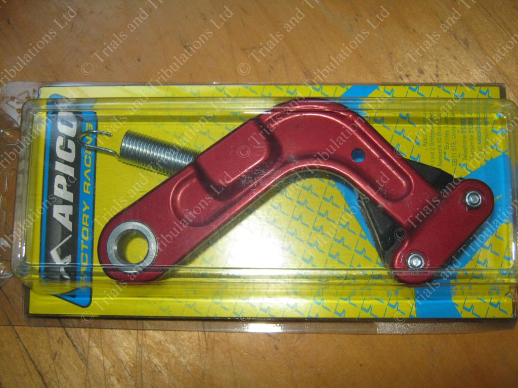 Apico Beta Evo chain tensioner (Red)