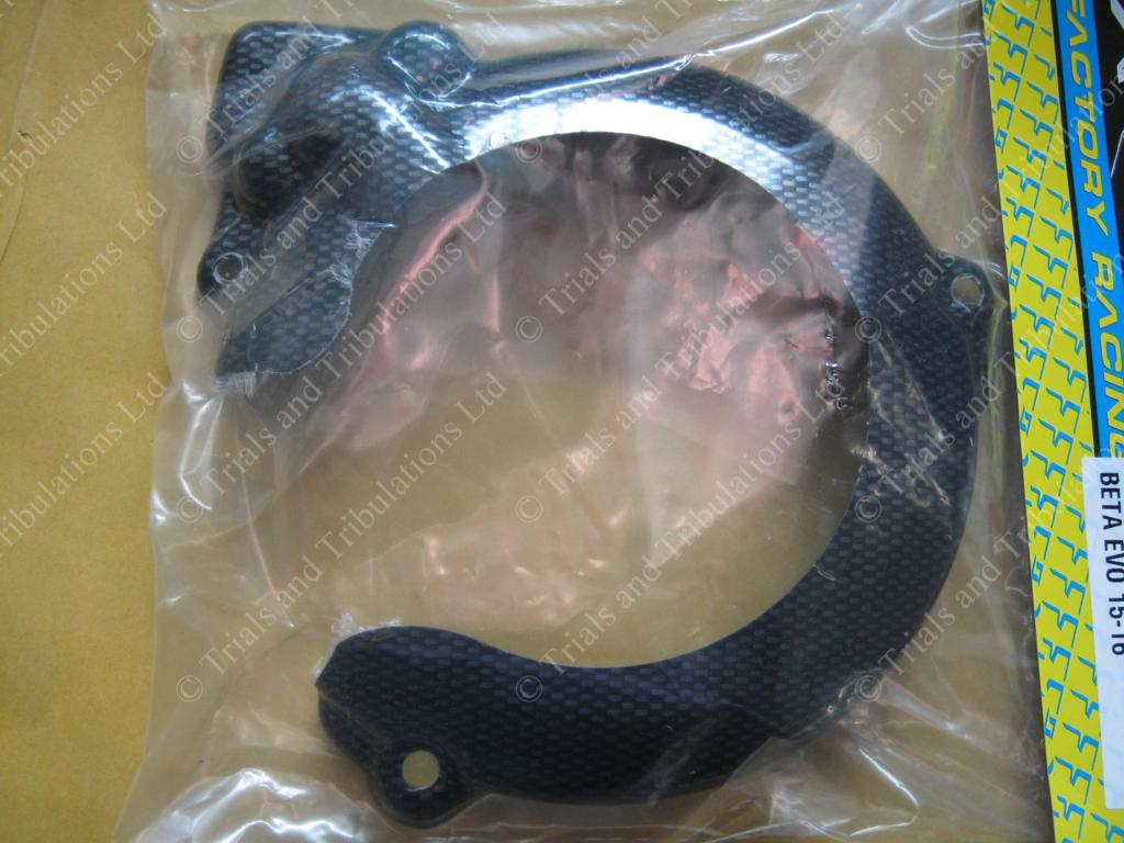 Apico Beta Evo 2015-2017 ignition case saver (Carbon Look)