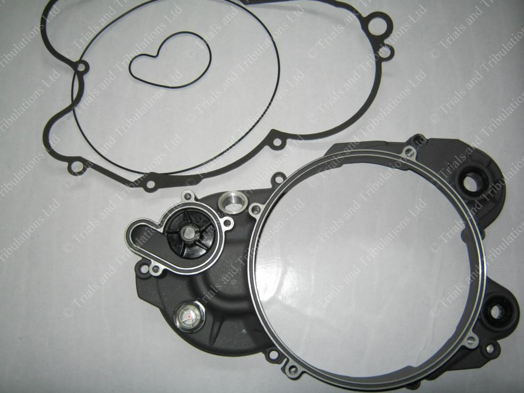 Beta Rev 3 (03-08) & Evo clutch cover & waterpump assembly