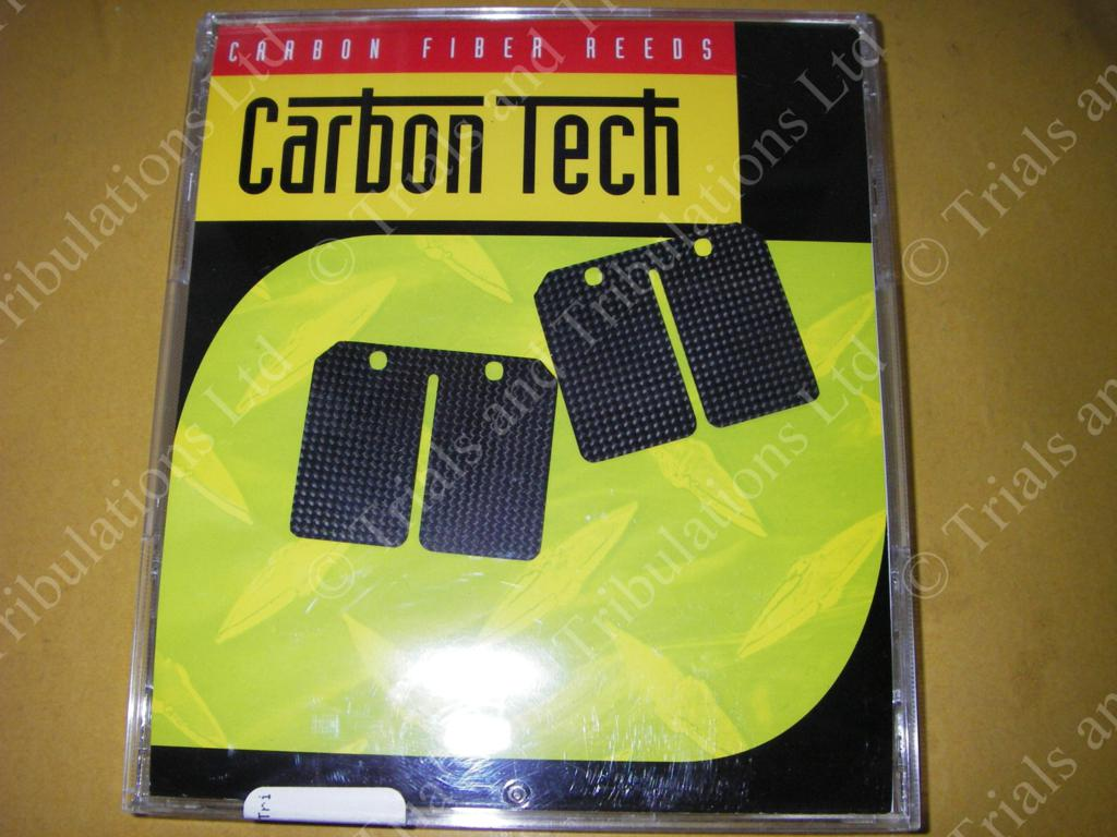Boyesen Carbon Tech Beta Rev 3 carbon fibre reeds