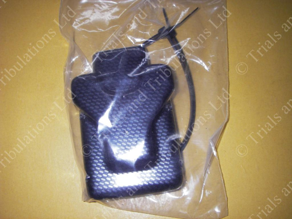 Apico Beta Evo, Sherco & Scorpa CDI box carbon look cover 09-on