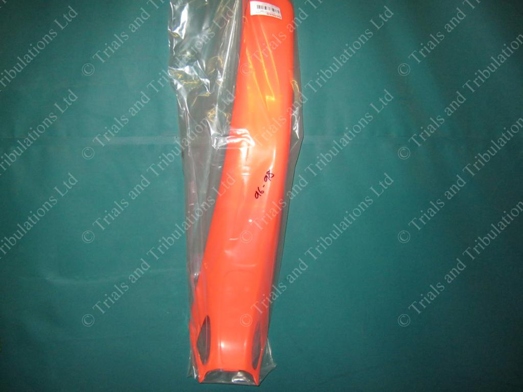 Gas Gas 96-97 Red rear mudguard
