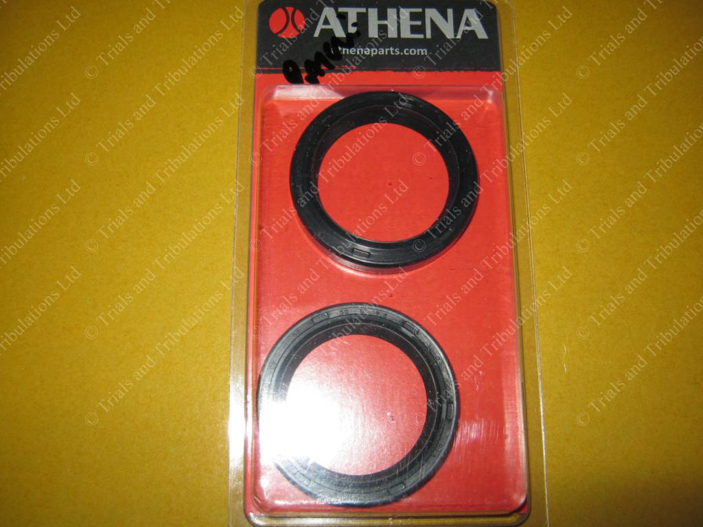 Athena 38mm Fork seals Beta,Sherco,Scorpa (pair)