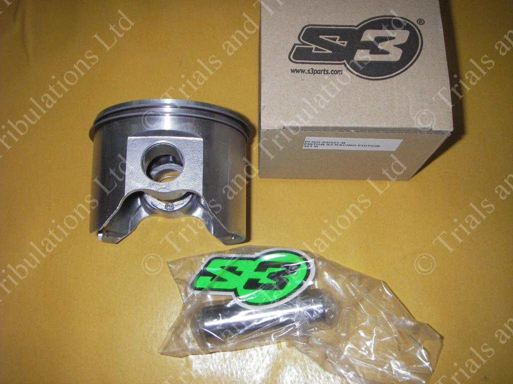 Gas Gas JT, JTR, 321-330 -350 piston kit '95-03