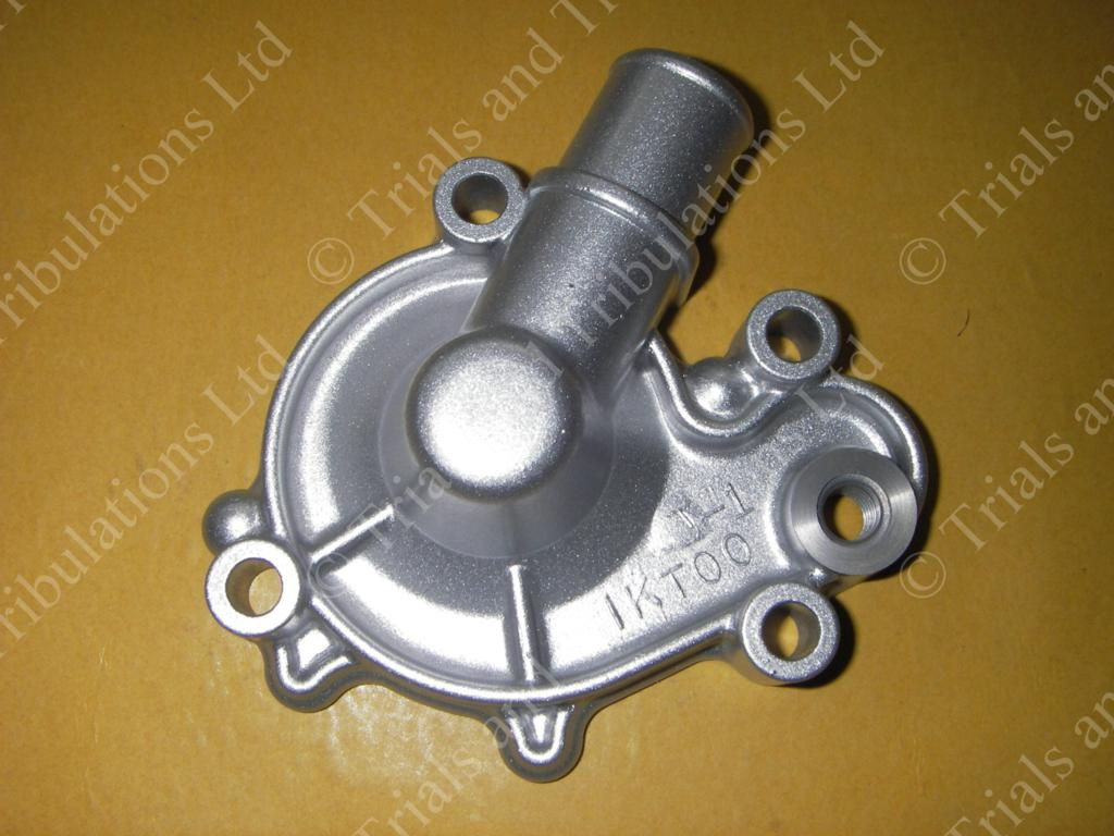 Scorpa SY 250 waterpump cover (housing)