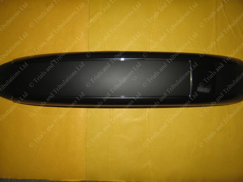 Scorpa SY, SYF, SR & 20 front mudguard (black)