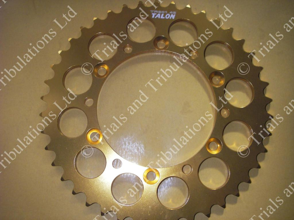 Beta Techno 95-99 & Rev 3 00-02 rear sprocket 42T