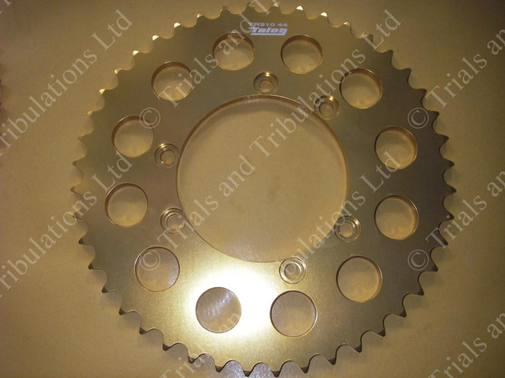 Talon GAS-GAS & SHERCO (early 6 bolt) rear sprocket 44T