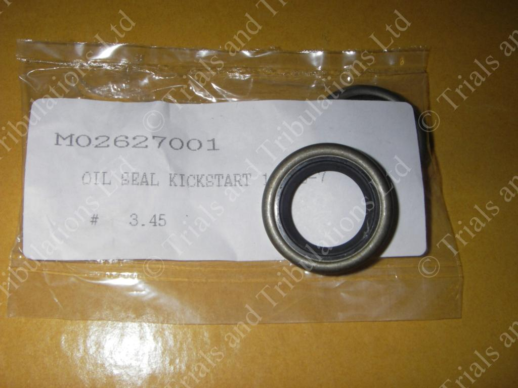 Gas-Gas TXT 92-03 Edition kickstart shaft oil seal