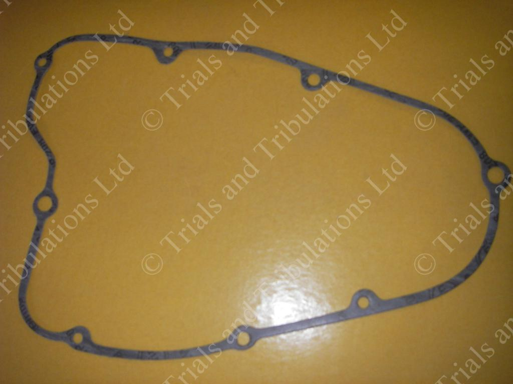 Gas-Gas JT, JTR TX, & TXT clutch cover gasket 92 to 03 Edition.