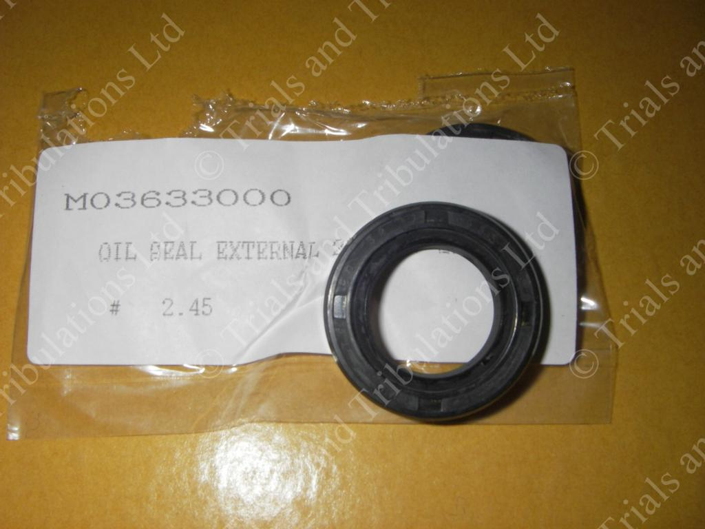 Gas-Gas TXT 92-03 Edition output shaft oil seal
