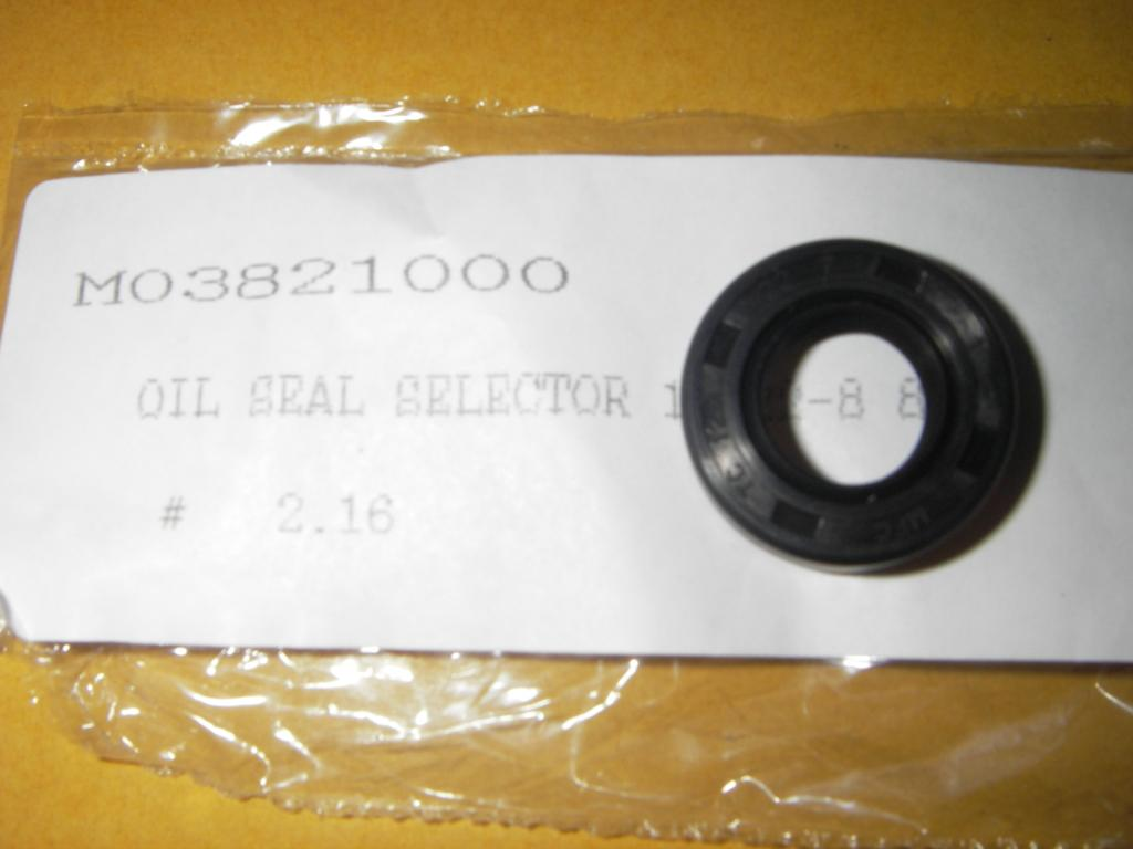 Gas-Gas TXT 92-03 Edition gear lever shaft oil seal