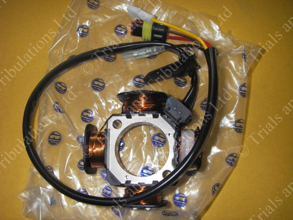 Beta Rev 3 2003-2008 ignition Stator NEW
