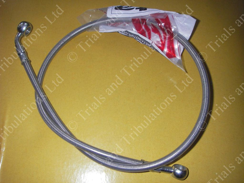 Beta Rev3 00-04 (125-270) rear brake hose