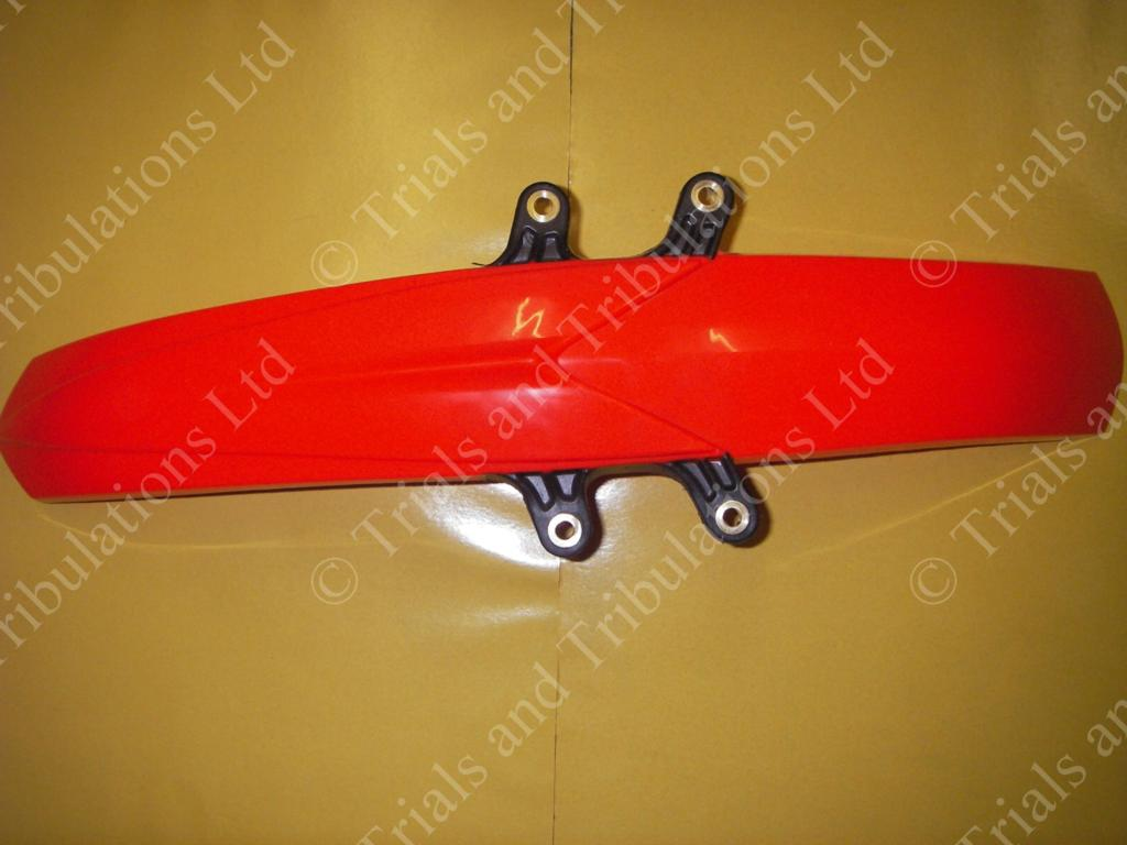 Beta Evo 2009 , 2012 & 2015 Red front mudguard