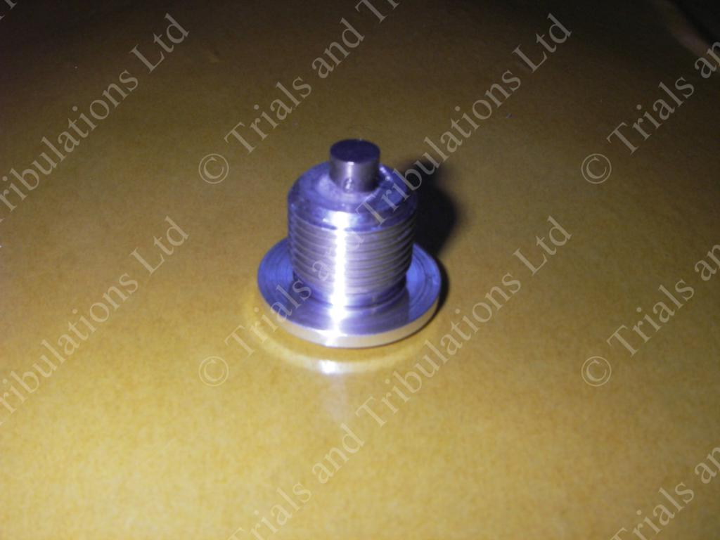 Beta Magnetic drain plug (2t & 4t)