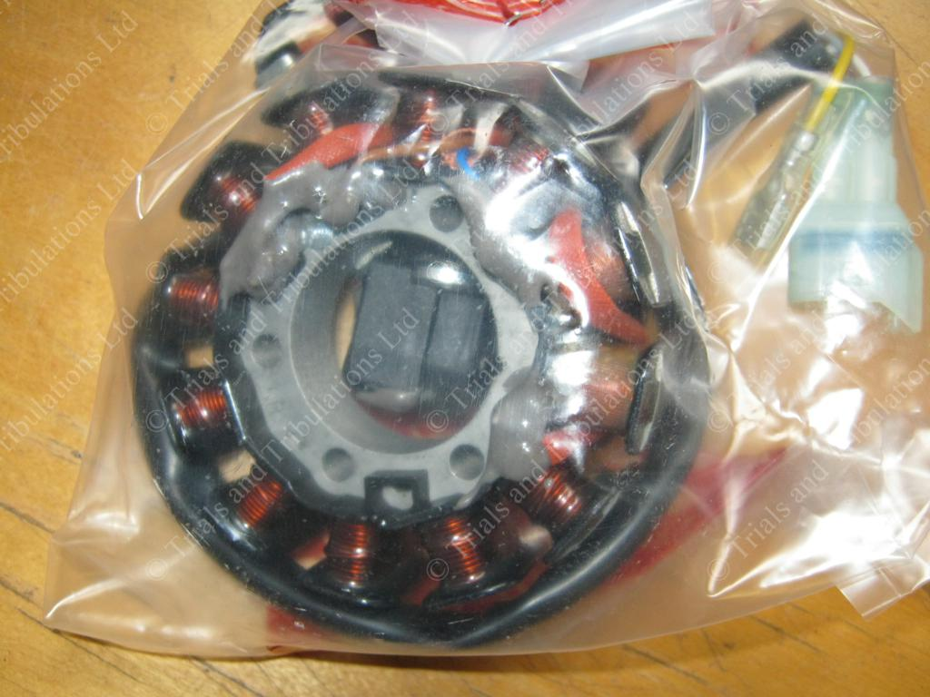 Beta Evo 250-300 (15-16) Ignition stator (new) see fitting guide