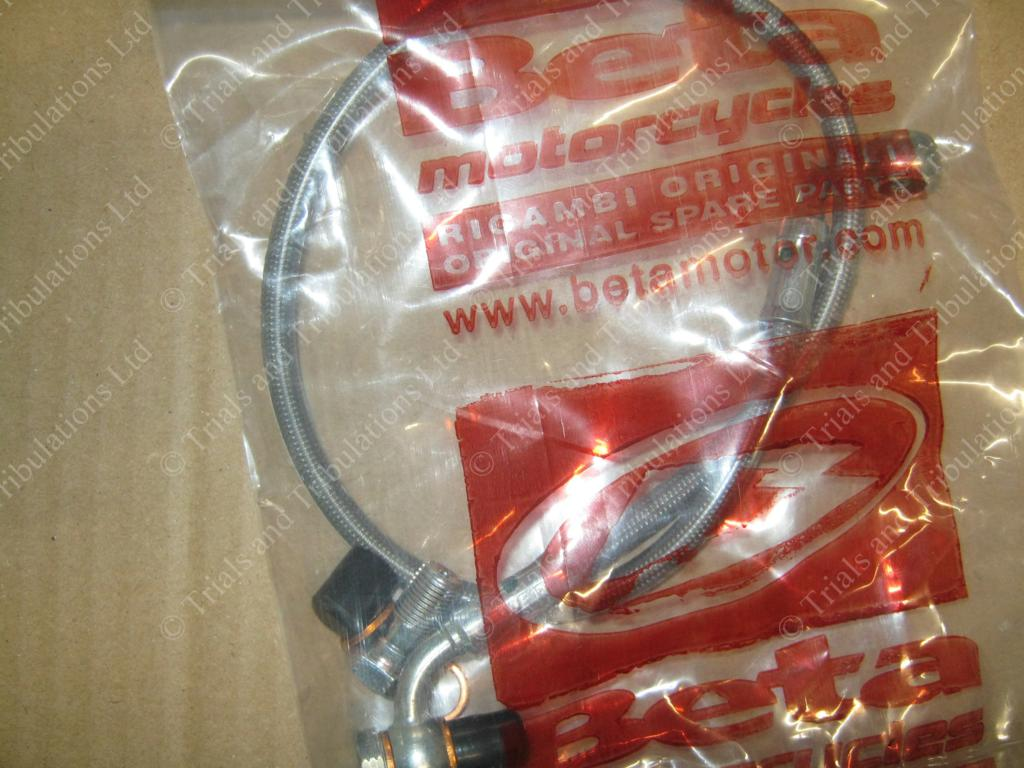 Beta Evo 80 Rear brake hose