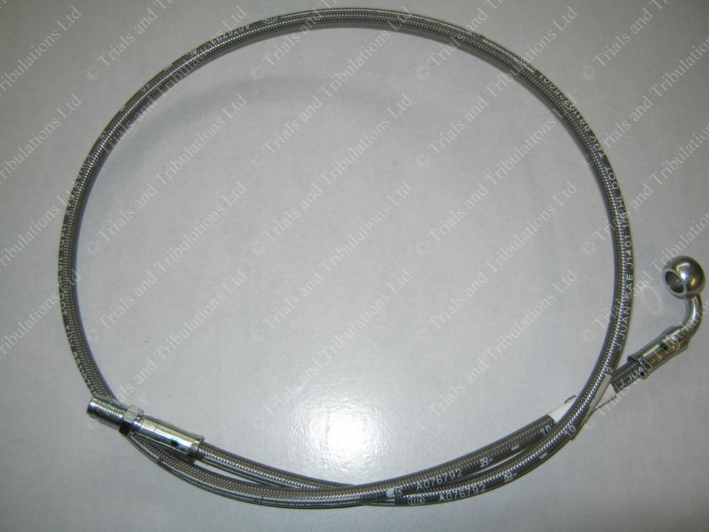 Beta Evo clutch hose 09-on (all including Factory)