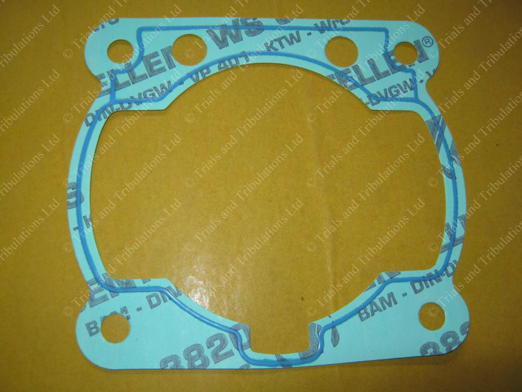 Beta Rev 3 03-08 & Evo 09-on base gasket (0.2mm)