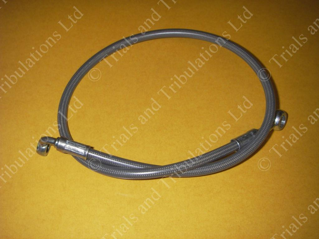 Beta Evo rear brake hose