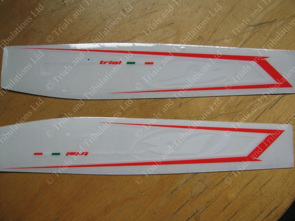 Beta Evo Swingarm decals (pair)