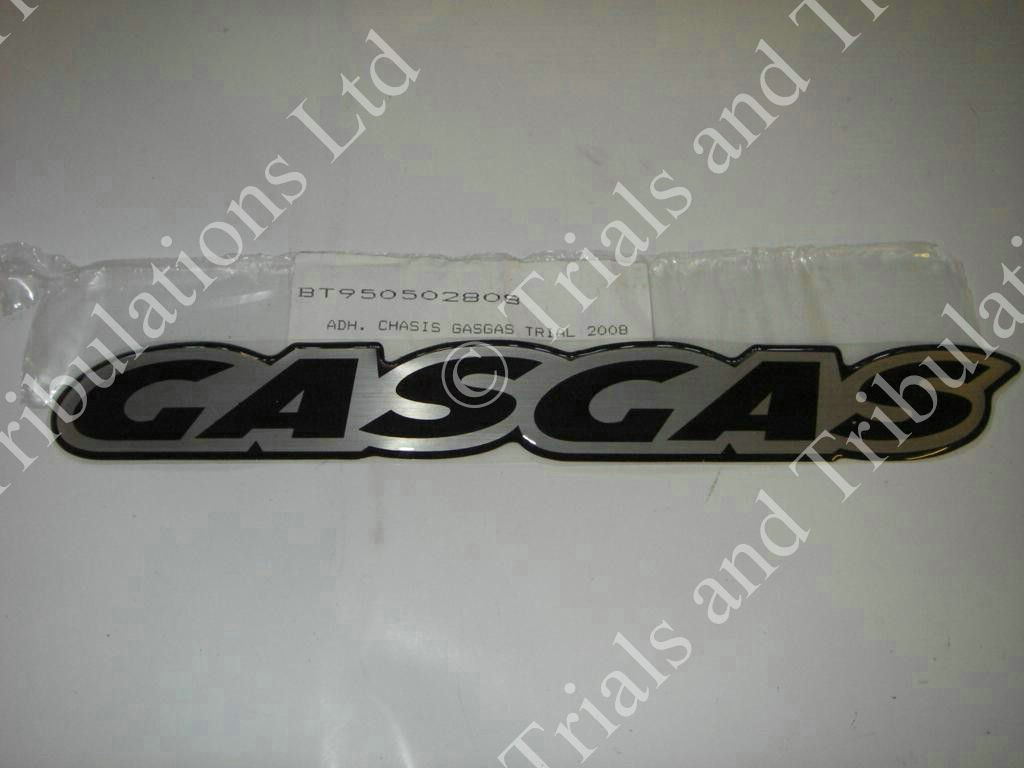 Gas Gas frame rail graphic 2007 (pair)