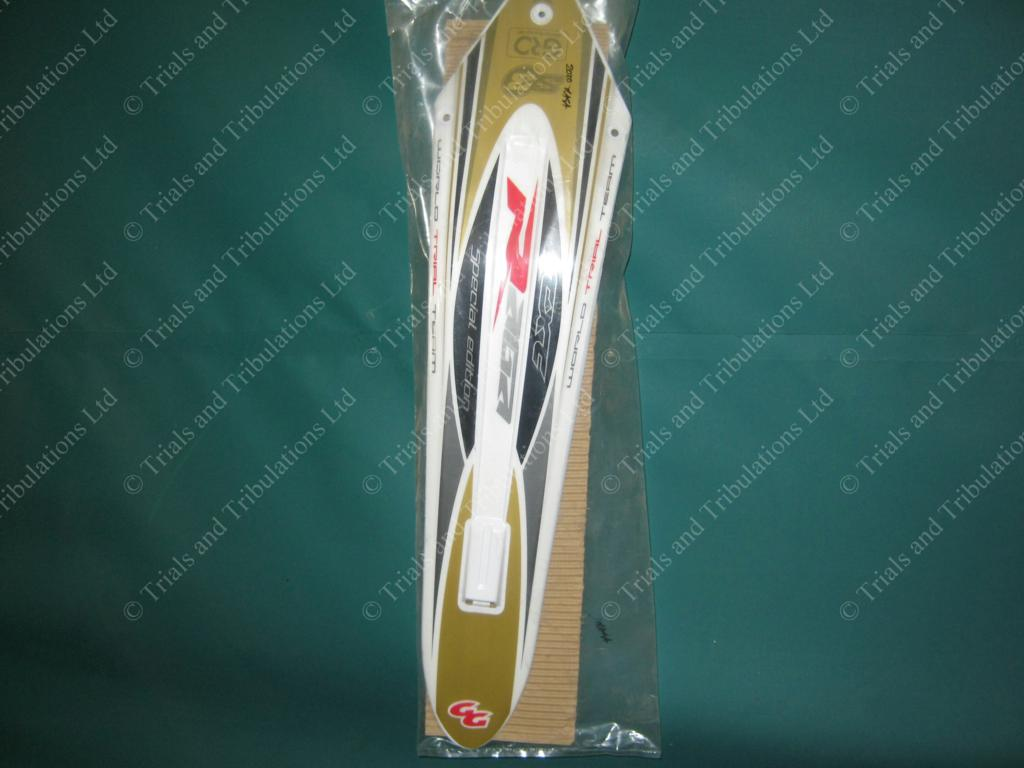 Gas Gas 2010 Raga rear mudguard
