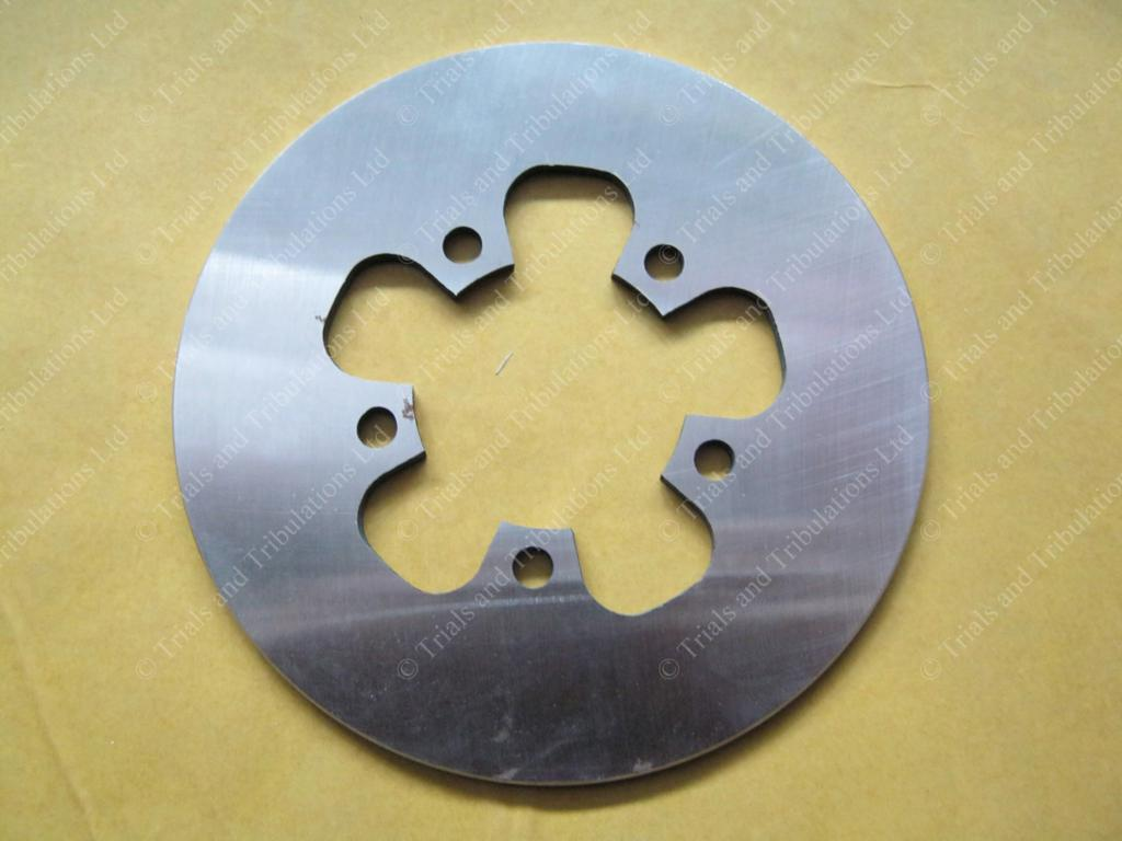 Gas Gas 99-03(Edition) rear brake disc.NOT PRO