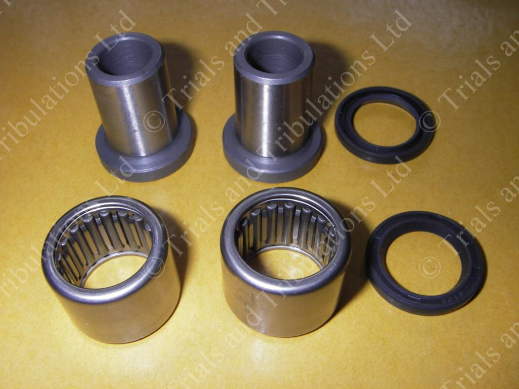 Gas Gas 99-on suspension lower relay link bearing kit