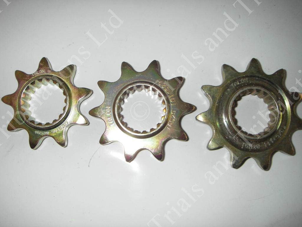Talon Gas-Gas Pro & Ossa front sprocket 10T