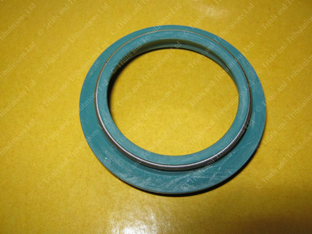Gas Gas & Ossa 40mm Marzocchi (2013-on)wiper seals (green)