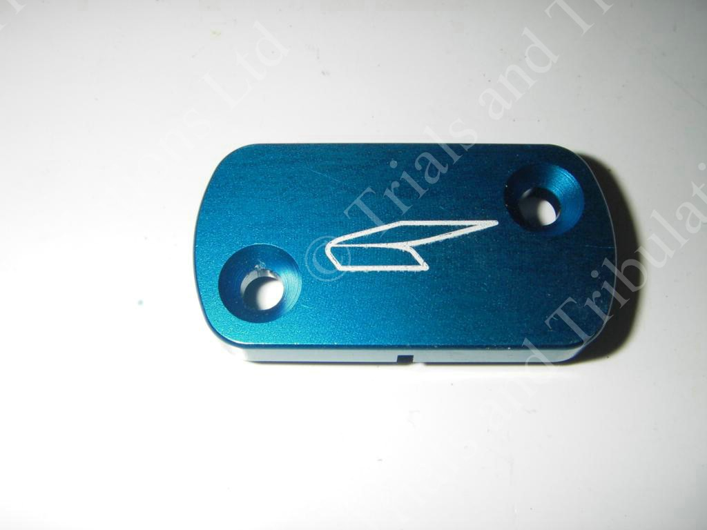Jitise master cylinder cover (small) Blue
