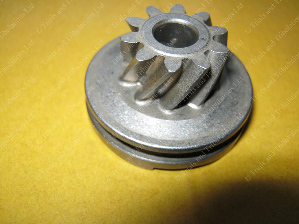 Beta Mini Trial kick start pinion gear