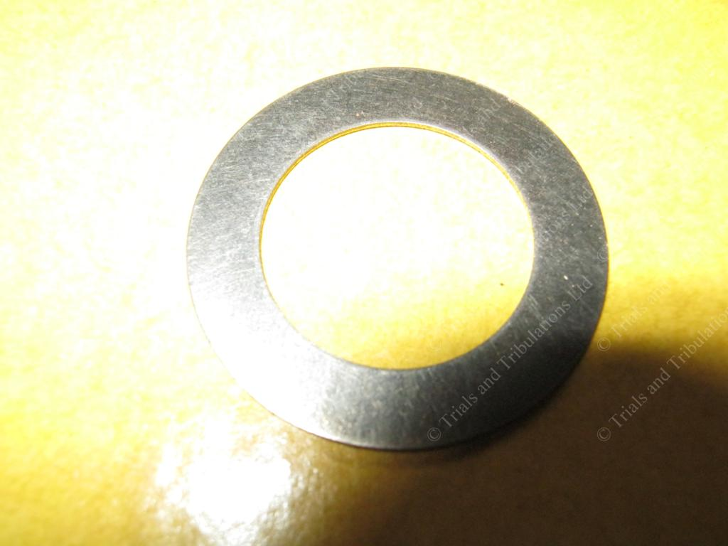 Ossa 280i lower suspension link washer(priced each)