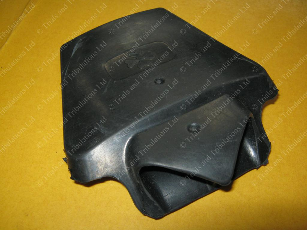 Ossa airbox rubber cover
