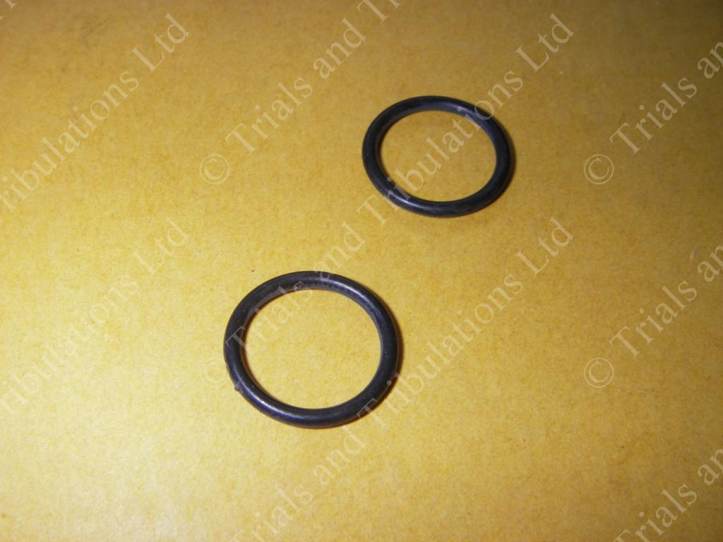 Ossa clutch slave cylinder O rings(pair)