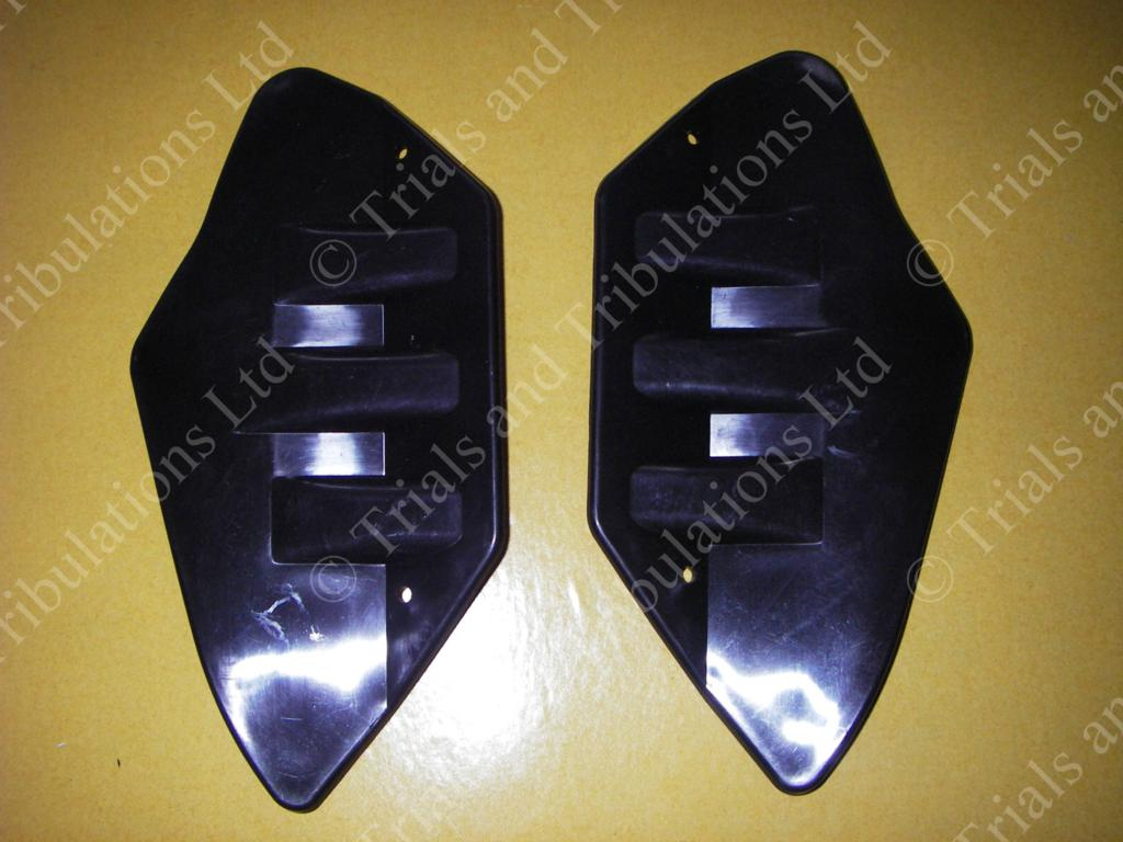 Ossa Radiator scoops 2012-0n (pair)