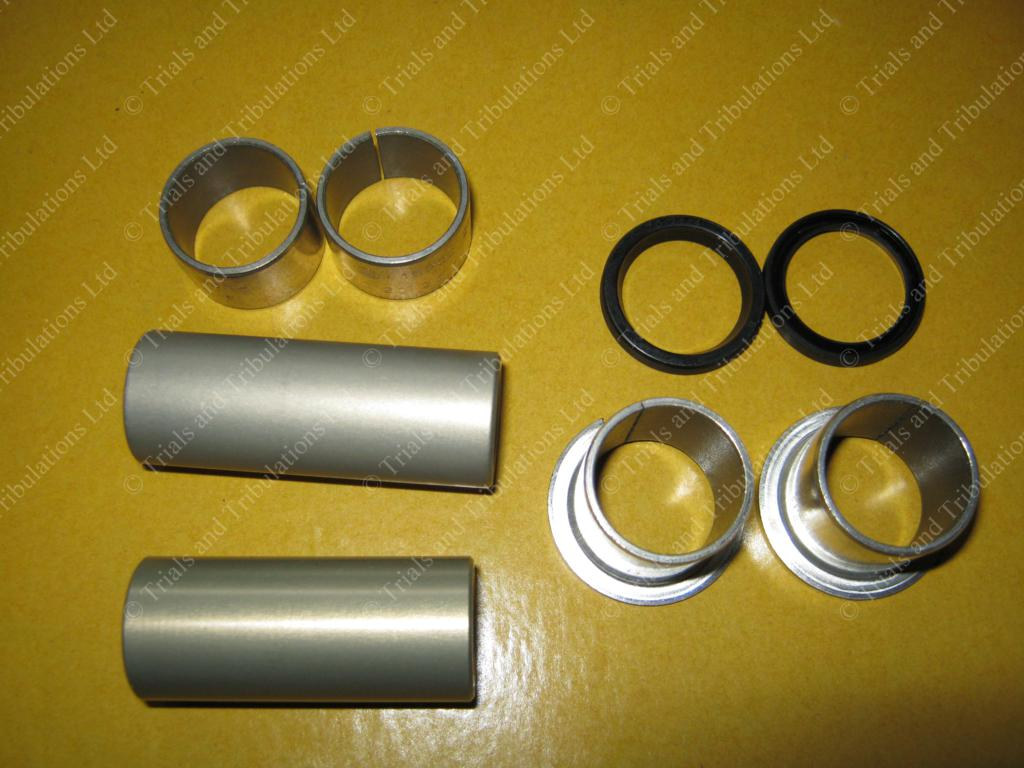 Ossa swingarm bearing & bush kit