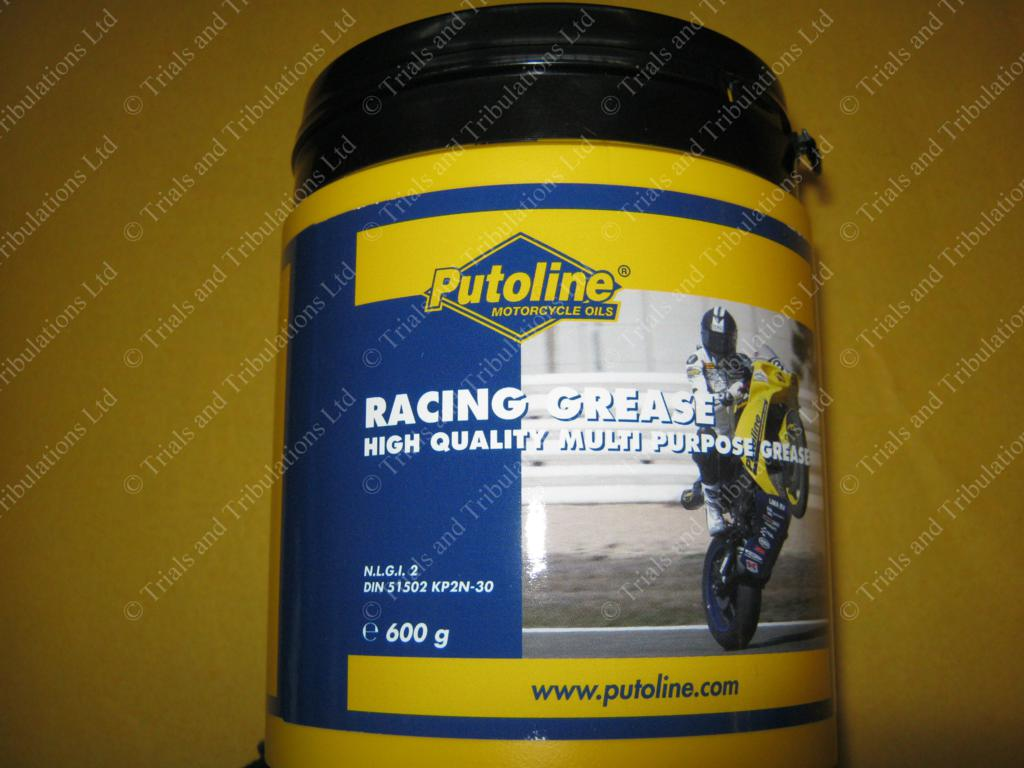 Putoline Race Grease 600grm tub
