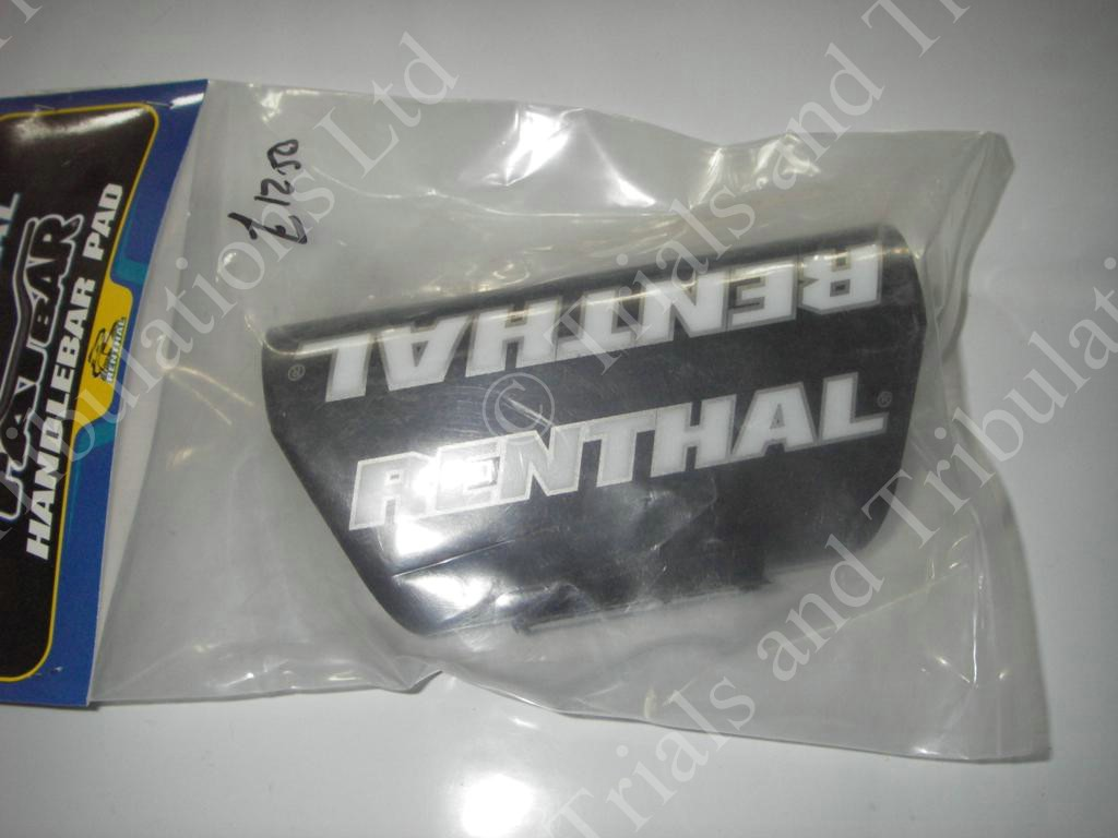 Renthal Trials Fat Bar pad ( black only )