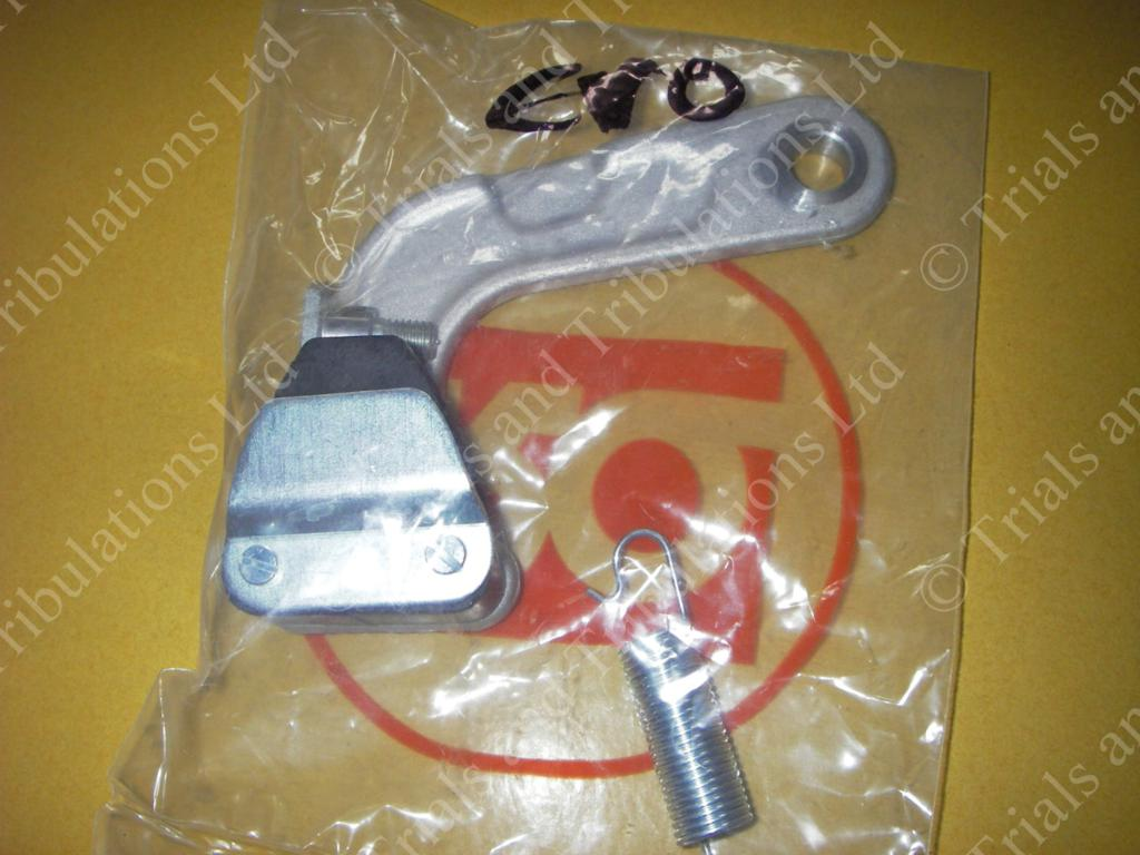 RQF Beta Evo chain tensioner (silver)
