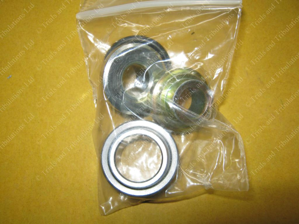 Sherco shock bearing kit 2009 -onwards