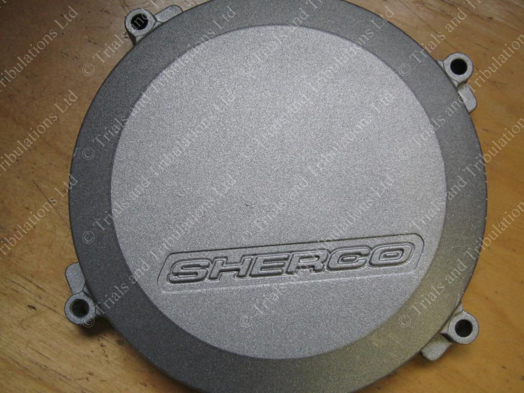 Sherco outer clutch cover ( 2011-on )