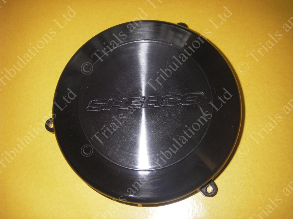 Sherco ignition cover Black (00-10)