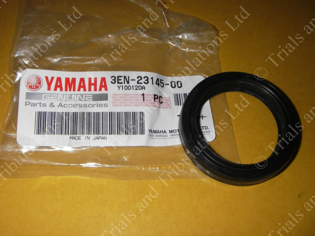 Genuine Yamaha fork seals (fits TY's & Scorpa) priced each